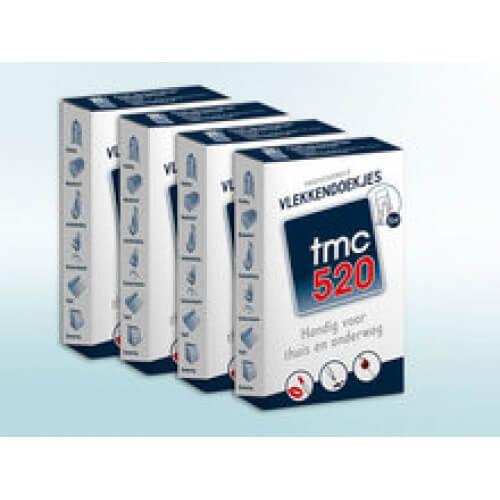 TMC 520 Vlekkendoekjes (4x Doosje)